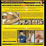 Private Boy Movie Archive