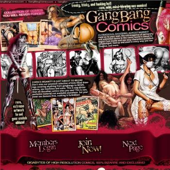 Gangbang Comics
