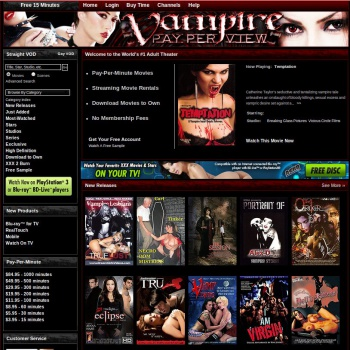 Vampire Pay Per View