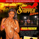 Hot Stripper Hoes