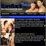 Bareback Twink Mobile