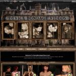 Device Bondage Videos