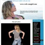 Web-cam Girl