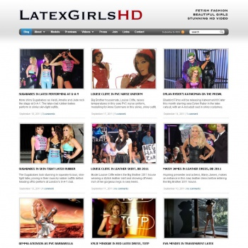 Latex Girls HD
