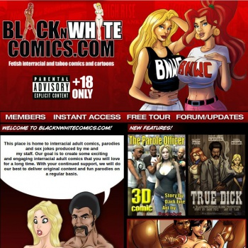 BlacknWhite Comics