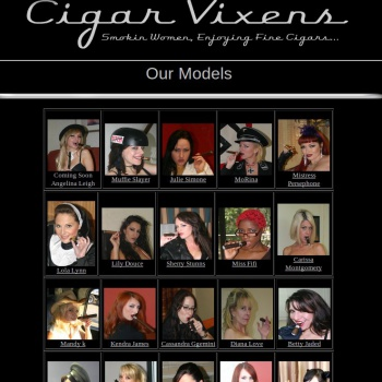 Cigar Vixens