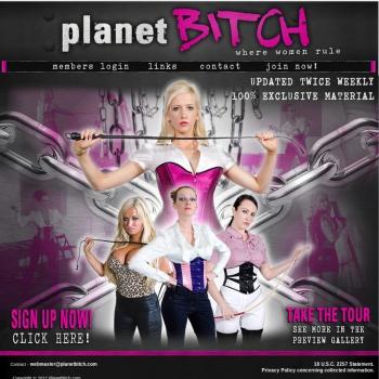 Planet Bitch