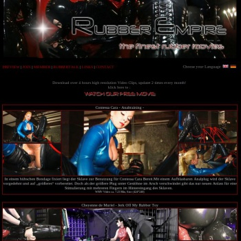 Rubber Empire