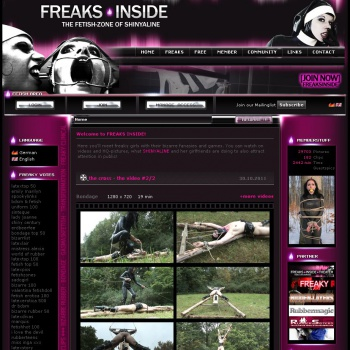 Freaks Inside