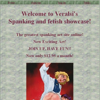 Veralsis Spanking Showcase