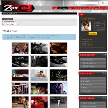 Celebrities and Supermodels Usenet Archive (Zoy)