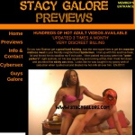 TS Stacy Galore