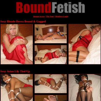 Bound Fetish