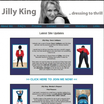 Jilly King