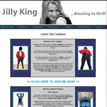 Jilly King