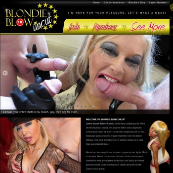 Blondie Blow Uncut