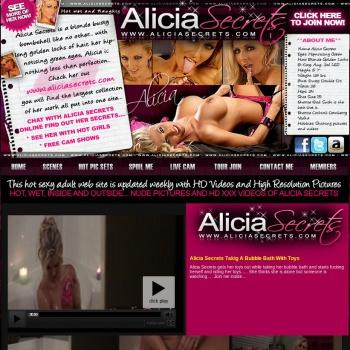 Alicia Secrets