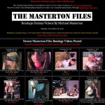 The Masterton Files