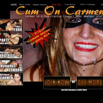Cum On Carmen