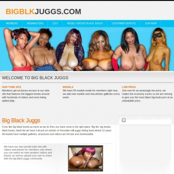 Big Black Juggs