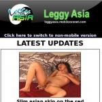 Leggy Asia Mobile