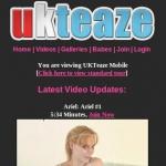 UK Teaze Mobile