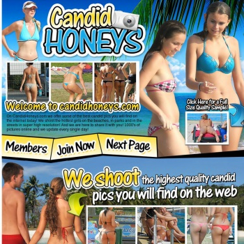 Candid Honeys