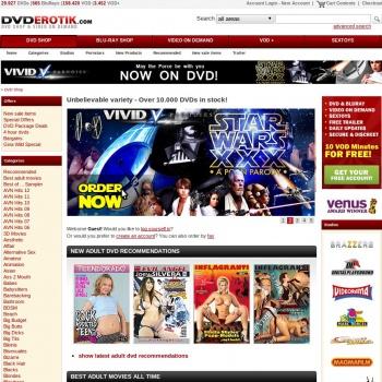 DVD Erotik