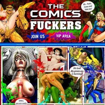 Comics Fuckers