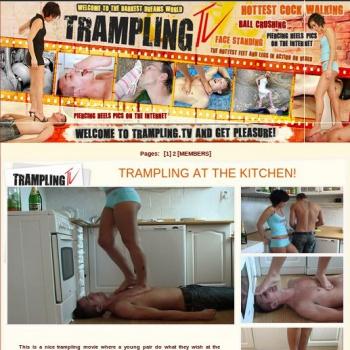 Trampling