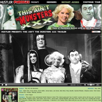 This Ain't the Munsters
