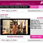 Euro Teen Erotica Mobile