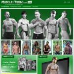 Muscle Teens