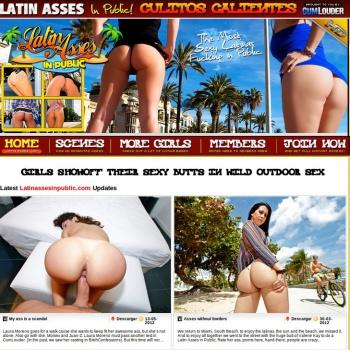 Latin Asses In Public
