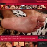 Male Feet 4u