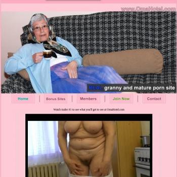 Oma porn sites