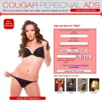 Cougar Personals Ads