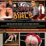 Caned Schoolgirls
