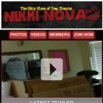 Nikki Nova Mobile