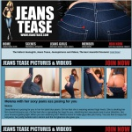 Jeans Tease