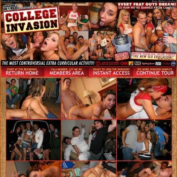 College Invasion