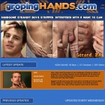 Groping Hands