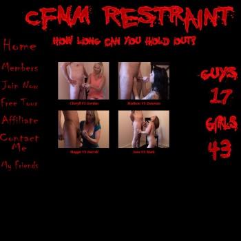 CFNM Restraint