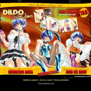 Dildo Sex Games