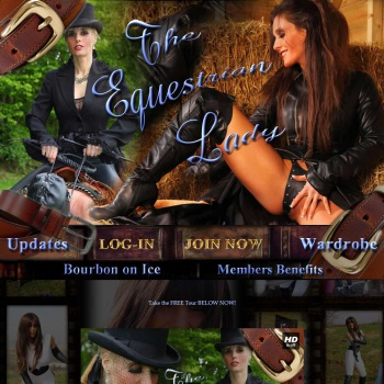 The Equestrian Lady