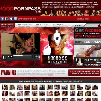 Hood Porn Pass
