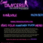 Creme Dancers