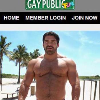 Gay Public Fun Mobile