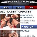 Raging Stallion Mobile