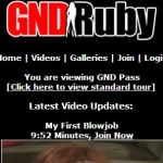 GND Ruby Mobile
